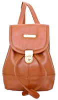 Mini Backpack/ Dark Brown